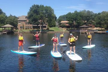 Book Private Stand Up Paddleboarding Lesson in Cornelius NC on Viator