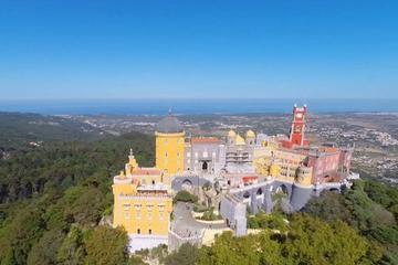 Excursão turística privada de dia inteiro em Sintra, saindo de Lisboa