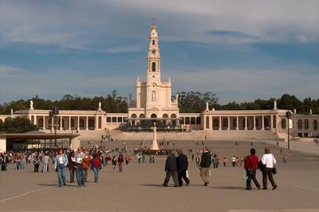 Private Full-Day Fátima and Western...
