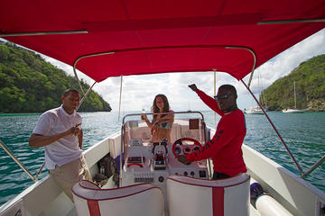 Private Cruise and Snorkel Tour in St...