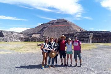 Teotihuacan Small-Group Tour from...
