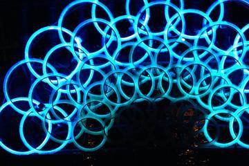 Crucero por el Festival de la Luz de Ámsterdam con refrescos