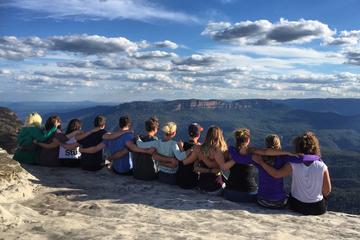Aventure en petit groupe dans les Montagnes Bleues et randonnée