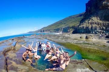Figure 8 Pools Coastal Adventure and Hike Tour from Sydney