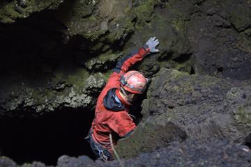 Day-Tour of Caving on Mount Etna from ...