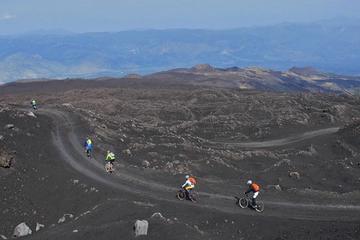 Etna in MTB Half day