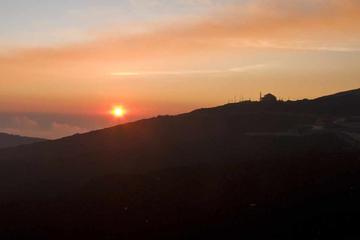 Excursion d'une demi-journée à l'Etna au coucher du soleil au départ...
