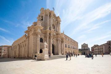 Tagesausflug nach Syrakus, Ortygia und Noto ab Catania