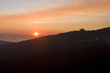 Tour di mezza giornata al tramonto all'Etna da Catania