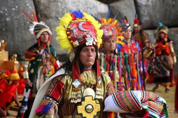 Festival Inti Raymi de Cuzco 2016