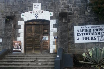 Visites audio de la prison de Napier