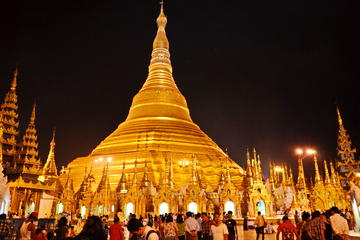 8-Night Myanmar Highlight Tour from...