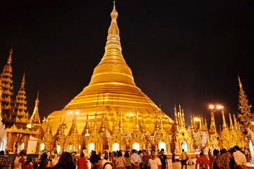 8-Night Myanmar Private Tour with...
