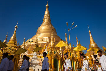 Private Full-Day Yangon Tour ...