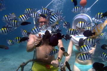 Underwater Sea Walking in Nusa Dua