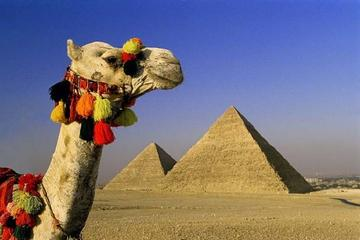 4 Days Cairo City Break Included The Great Pyramids - Egyptian Museum - Saqqara - Maemphis - Old City - Khan El Khalily Bazar and a Dinner Cruise