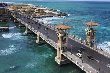 Alexandria City Tour from Cairo Included Qaitbay Citadel, Pompay's Pillar and The Bibliotheca
