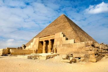Excursión privada: Pirámides, Esfinge, Saqqara, Dahshur y Menfis...