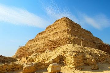 Giza Pyramids, Sphinx, Sakkara, Dahshur and Memphis - Small Guided Group