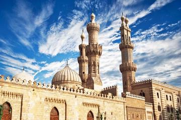 Visit the Old Islamic City, Coptic City, Khan Al-Khalily Bazar and the Egyptian Museum