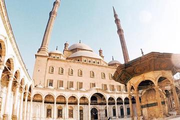 Visit the Old Islamic City, Coptic City, Khan Al-Khalily Bazar, the Citadel, and the Egyptian Museum