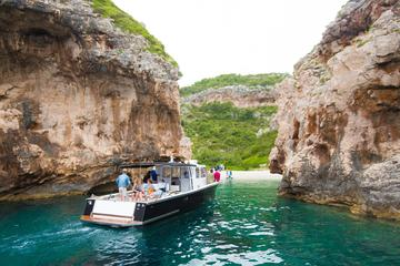Private day tour to Vis and Caves by