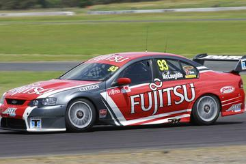 V8 Supercar Official Driving Experience on the Gold Coast: 3-Lap Ride
