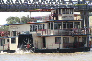 Murray River Dinner Cruise with Live...