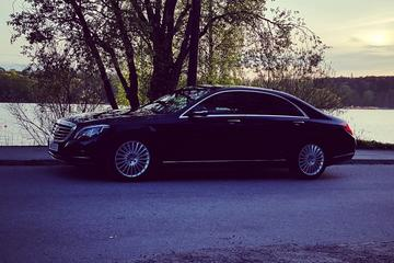 First Class Airport Limousine Transfer: Kastrup Airport to Malmö City