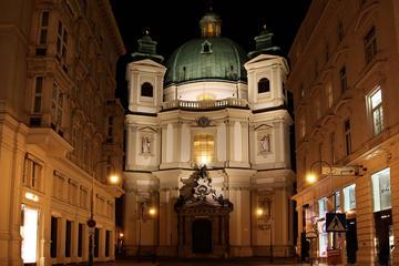 Classical Concert in St Peters Church Vienna