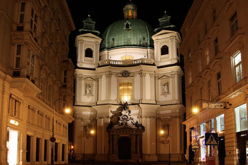 Concierto clásico en la Iglesia de San Pedro en Viena