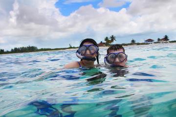 Deserted Island Snorkeling Cruise from Fajardo