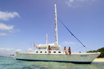 Snorkeling Cruise from Fajardo