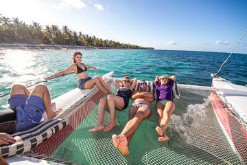 Punta Cana Small-Group Sailing and Snorkeling Catamaran Tour