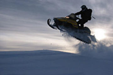 Advanced Backcountry Snowmobile...