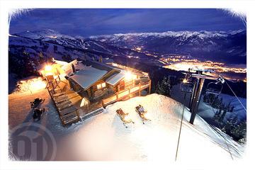 Crystal Hut Fondue by Snowcat