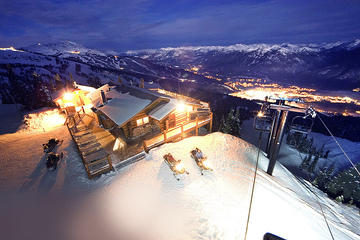 New Year's Eve Snowcat Excursion with Mountaintop Fondue Dinner