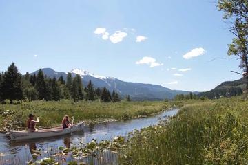 River of Golden Dreams Canoe Tour in Whistler