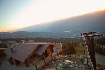 Whistler Blackcomb Salmon Bake Dinner and ATV Tour