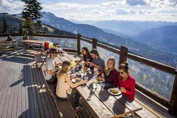 Whistler Blackcomb Salmon Bake Dinner and ATV Tour