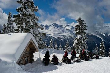 Yukon Breakfast Snowmobile Tour