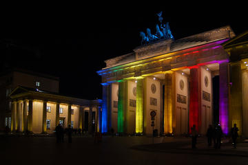 Private Berlin City Highlights Tour by Night