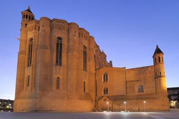Albi visit & the Toulouse-Lautrec museum