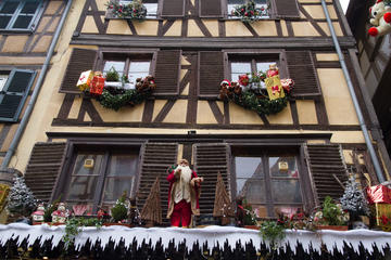 Alsace Tour: Christmas Markets and...