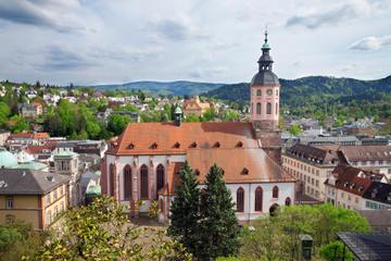 Excursão privada: Viagem de um dia para Baden-Baden e Floresta Negra...