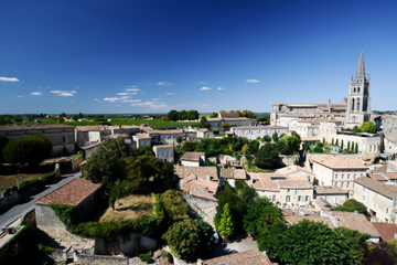 Halbtägiger Ausflug in kleiner Gruppe von Bordeaux nach Saint-Émilion