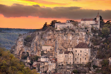 Half Day Tour of Rocamadour from...