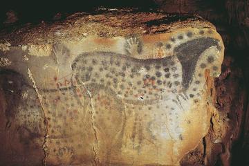 Pech Merle Cave and Saint Cirq Lapopie Village Visit from Sarlat