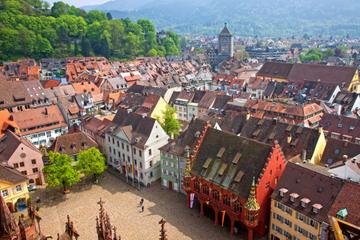 Private Führung: Freiburg und Schwarzwald - Tagesausflug von Straßburg