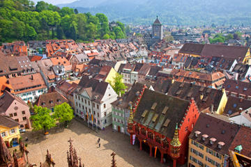Private Tour: Freiburg and Black Forest Day Trip